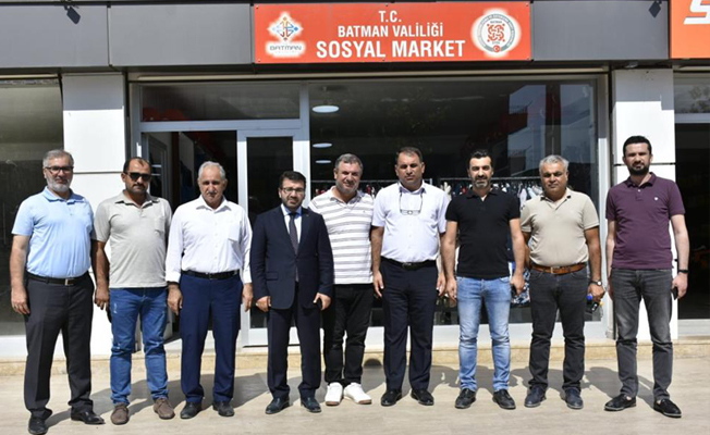 """SOSYAL MARKET DARGELİRLİNİN CAN SİMİDİ"""