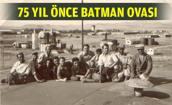 BATMAN'IN TEMELİNİ ONLAR ATTI